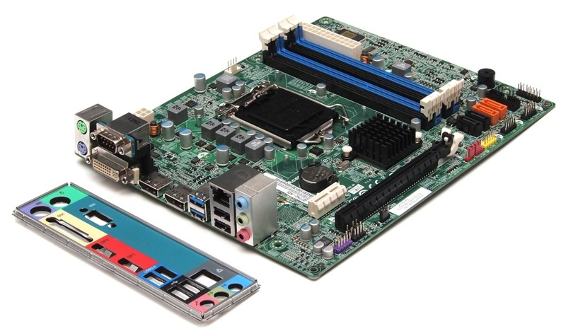 MOTHERBOARD ACER Q77H2-AD _ s.1155